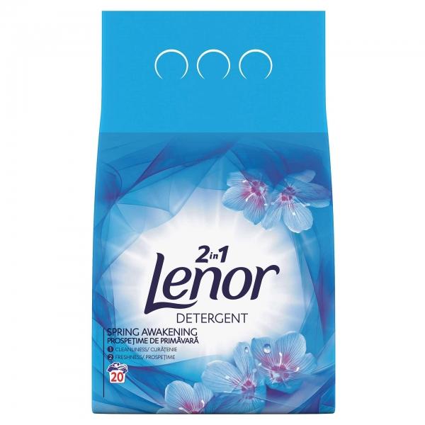 Lenor Detergent automat, 2 kg, 20 spalari, Spring Awakening 0
