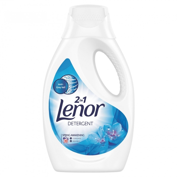Lenor Detergent lichid, 1.1 L, 20 spalari, Spring Awakening 0
