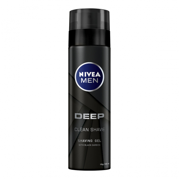 Nivea Gel de ras, 200 ml, Deep 0
