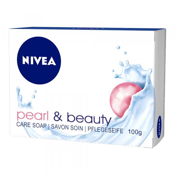 Nivea Sapun, 100 g, Pearl & Beauty 0