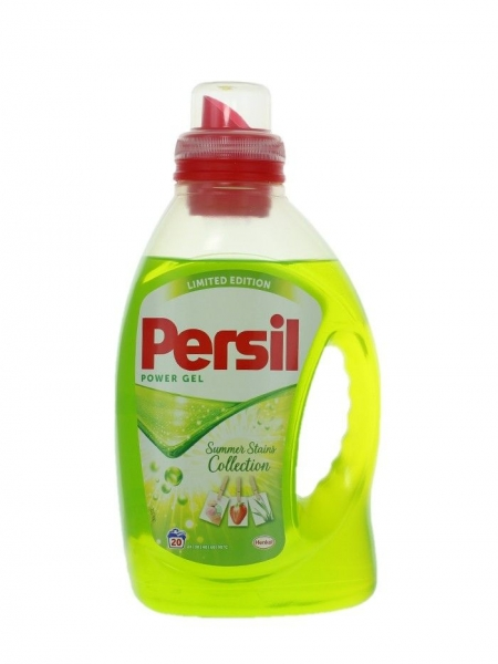 Persil Detergent lichid, 1.46 L, 20 spalari, Summer Stains Collection 0