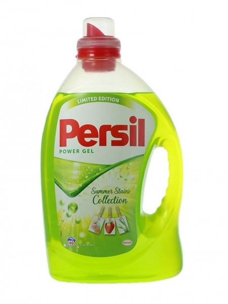 Persil Detergent lichid, 2.92 L, 40 spalari, Summer Stains Collection 0