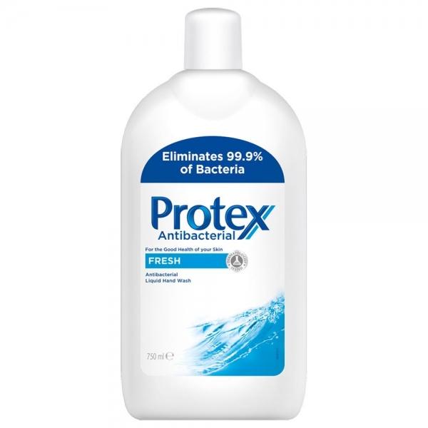 Protex Antibacterial Sapun lichid, Rezerva, 750 ml, Fresh 0