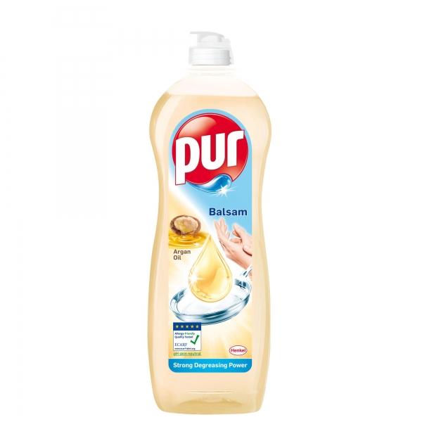 Pur Detergent pentru vase, 750 ml, Balsam Argan Oil 0