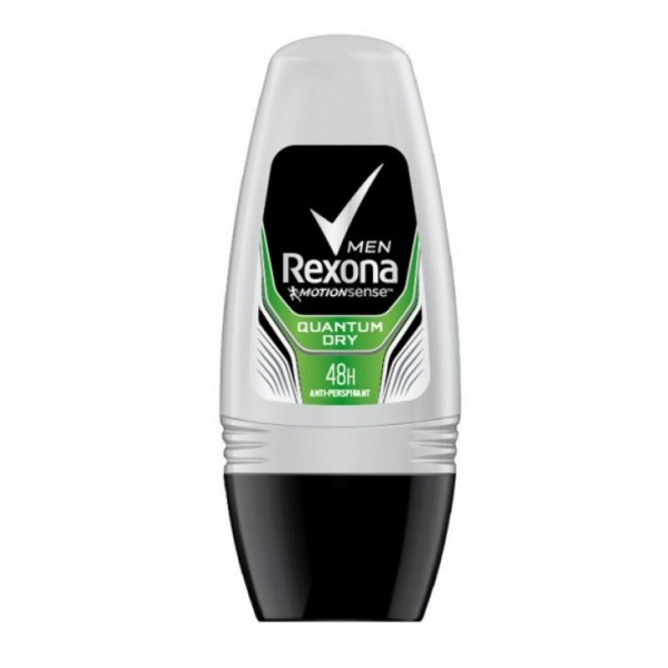 Rexona Deodorant Roll-on, Barbati, 50 ml, Quantum Dry 0