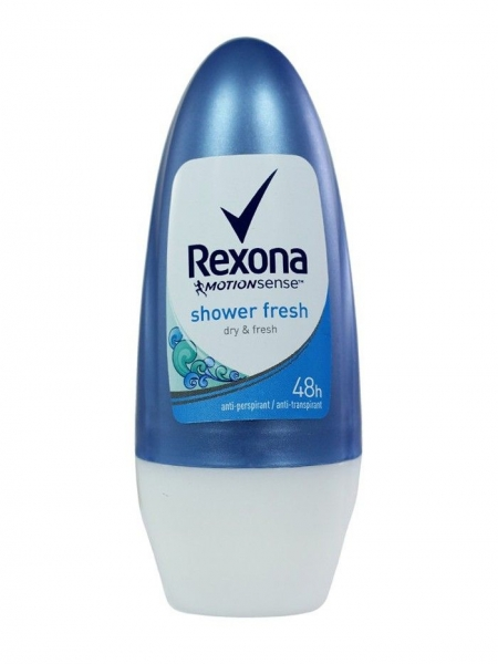 Rexona Deodorant Roll-on, Femei, 50 ml, Shower Fresh 0