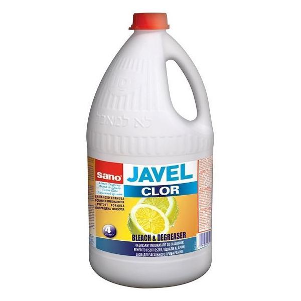 Sano Clor, 4 L, Javel Lemon 0