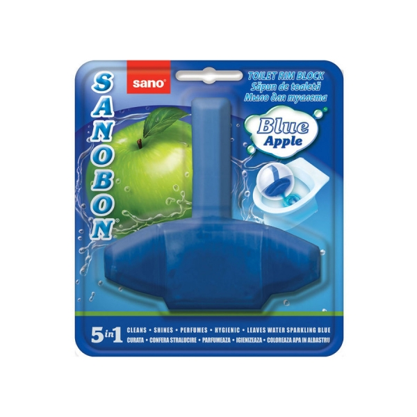 Sano Odorizant WC, 55 g, Apple 0