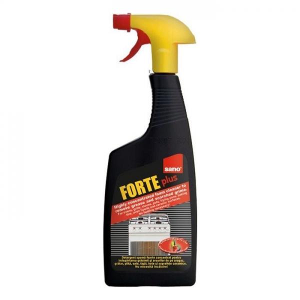 Sano Solutie aragaz, cu pompa, 500 ml, Forte Plus 0