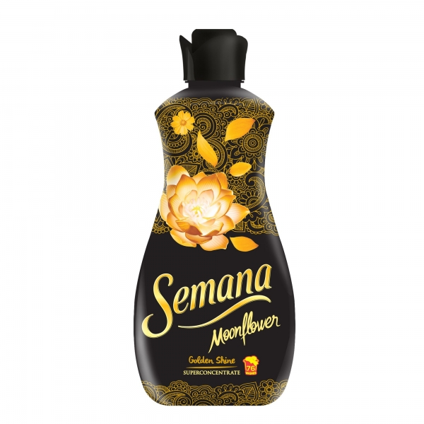 Semana Balsam de rufe, 1.9 L, 76 spalari, Moonflower Golden Shine 0