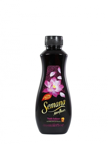 Semana Balsam de rufe, 250 ml, 10 spalari, 4in1 Moonflower Purple Radiance 0