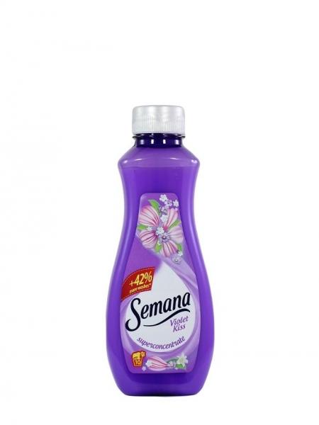 Semana Balsam de rufe, 250 ml, 10 spalari, Violet Kiss 0