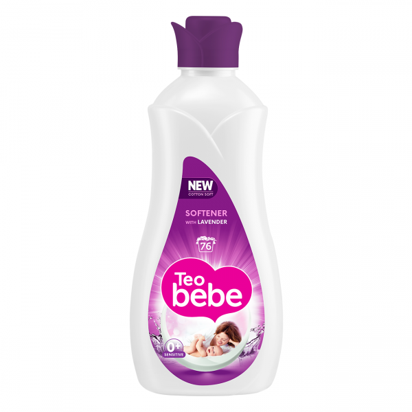 Teo Bebe Balsam de rufe, 1.9 L, 76 spalari, Lavender 0