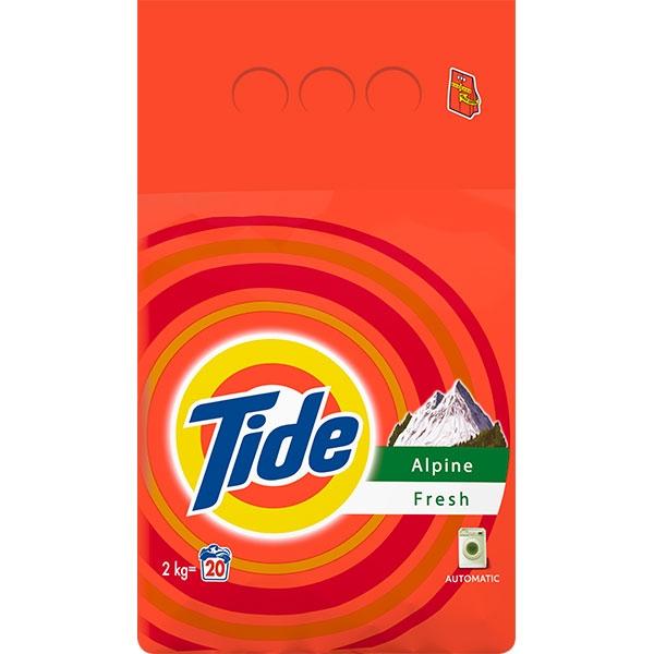 Tide Detergent automat, 2 kg, 20 spalari, Alpine Fresh 0