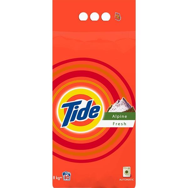 Tide Detergent automat, 8 kg, 80 spalari, Alpine Fresh 0