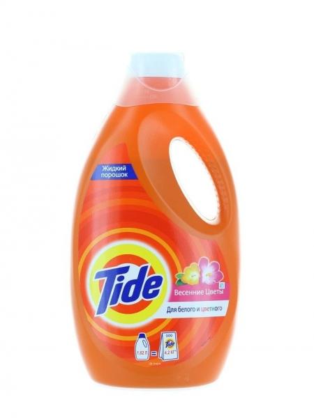 Tide Detergent lichid, 1.82 L, 28 spalari, Whites & Colors 0