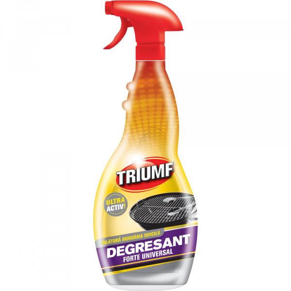 Triumf Degresant universal, cu pompa, 500 ml, Forte 0