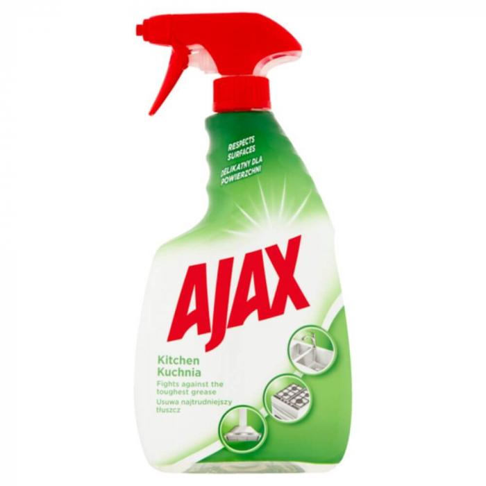 Ajax Solutie pentru bucatarie, 750 ml, cu pompa 0