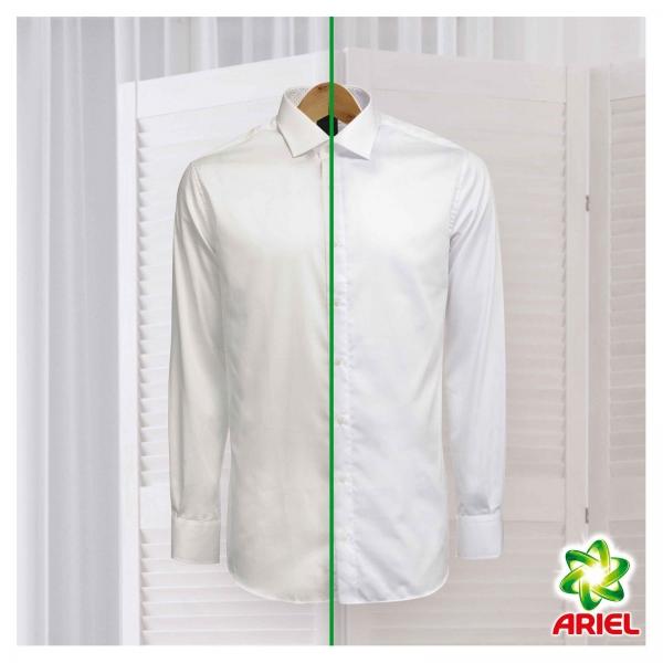 Ariel Detergent automat, 10 kg, 100 spalari, Whites & Colors 1