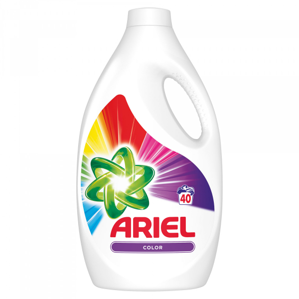 Ariel Detergent lichid, 2.2L, 40 spalari, Color 0