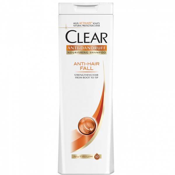Clear Sampon, 250 ml, Anti-Hair Fall 0