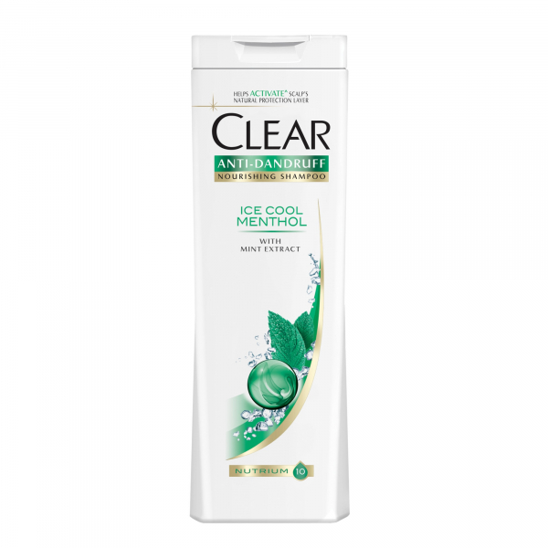 Clear Sampon, 400 ml, Ice Cool Menthol 0