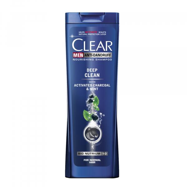 Clear Sampon, Barbati, 250 ml, Deep Clean 0