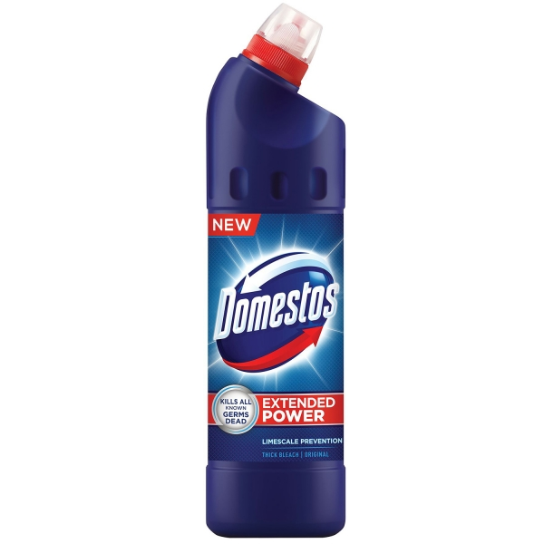 Domestos Dezinfectant WC, 750 ml, Original 0
