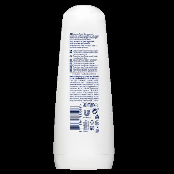 Dove Balsam de par, 200 ml, Intensive Repair 1