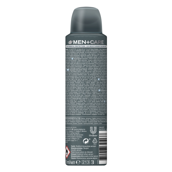 Dove Deodorant spray, Barbati, 150 ml, Men+Care Cool Fresh 1