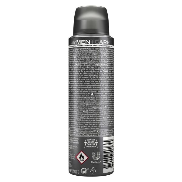 Dove Deodorant spray, Barbati, 150 ml, Men+Care Sport Active Fresh 1