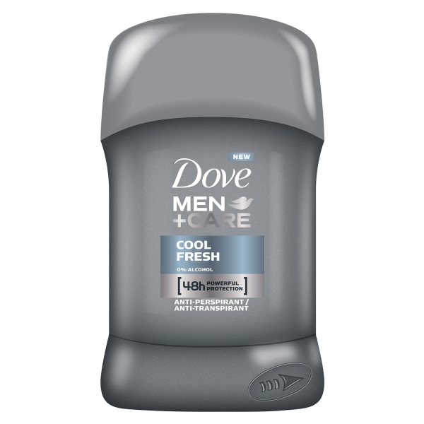 Dove Deodorant stick, Barbati, 50 ml, Men Care Cool Fresh 0