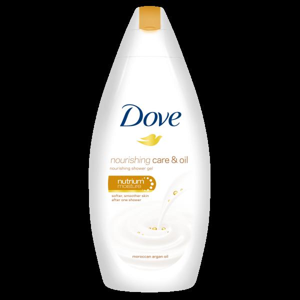 Dove Gel de dus, 250 ml, Nourishing Care Oil 0