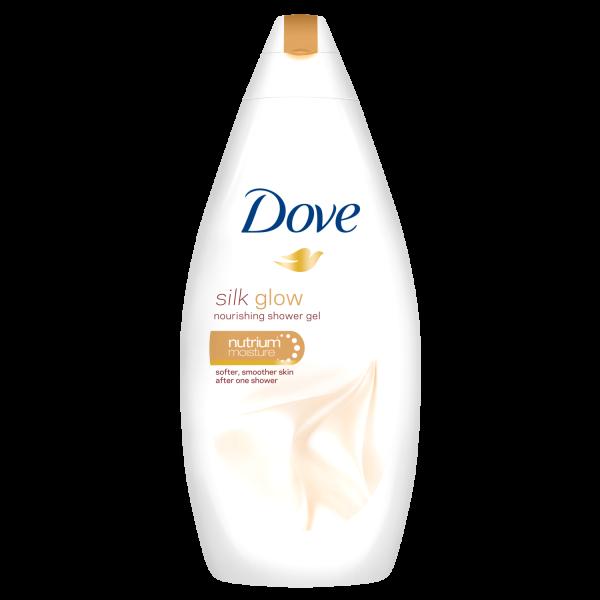 Dove Gel de dus, 500 ml, Silk Glow 0