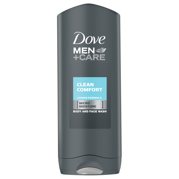 Dove Gel de dus, Barbati, 250 ml, Men Care Clean Comfort 0