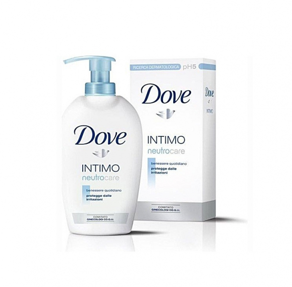 Dove Sapun lichid intim, 250 ml, Neutro Care 0