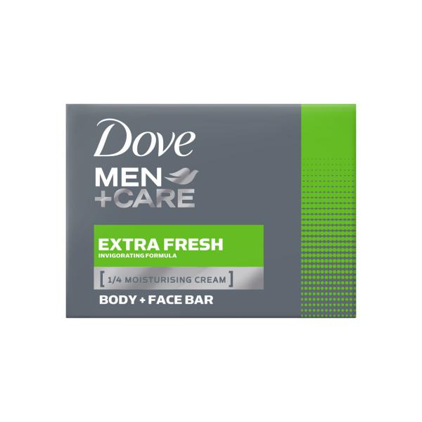 Dove Sapun crema pentru barbati, 90 g, Men+Care, Extra Fresh 0