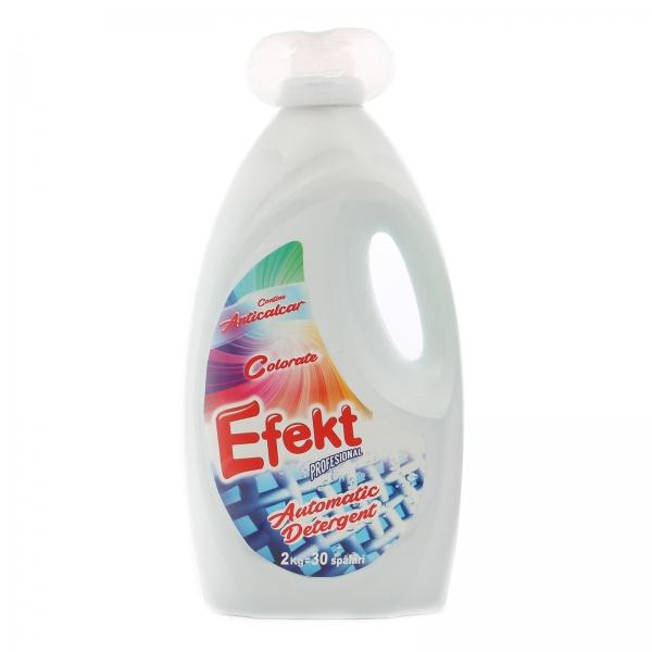 Efekt Detergent lichid pentru rufe colorate, 2 L 0