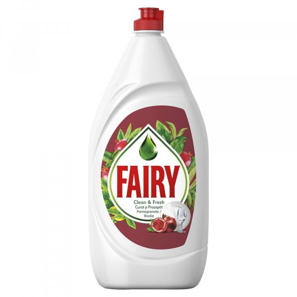 Fairy Detergent pentru vase, 1.2 L, Rodie 0