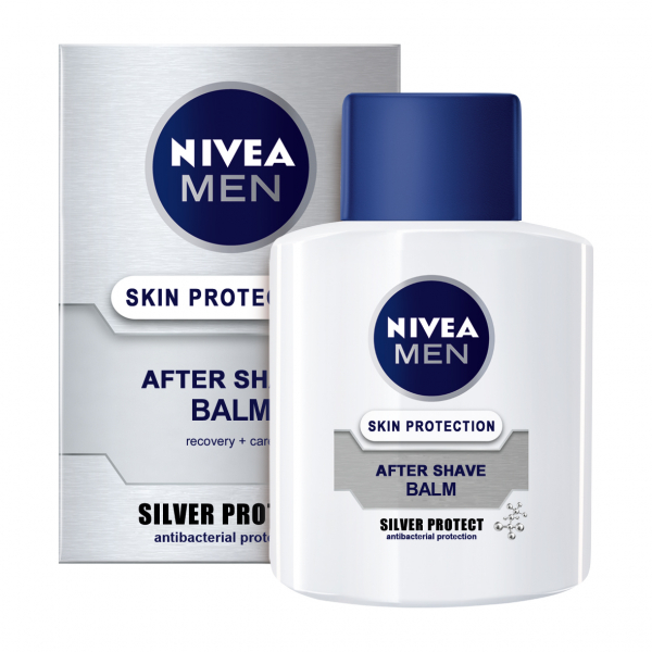 Nivea After Shave Balsam, 100 ml, Silver Protect 0