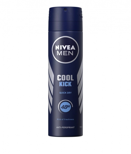 Nivea Deodorant spray, Barbati, 150 ml, Cool Kick 0