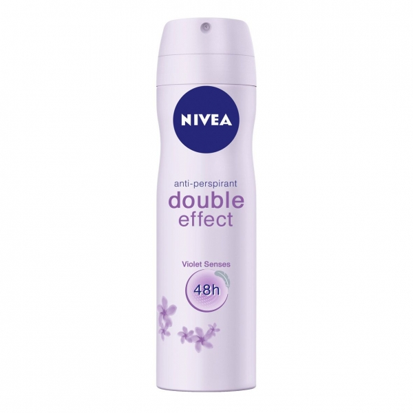 Nivea Deodorant spray, Femei, 150 ml, Double Effect 0