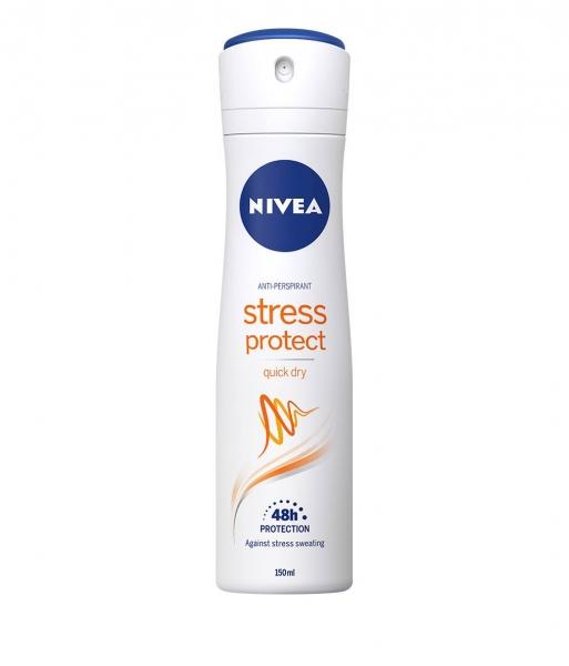 Nivea Deodorant spray, Femei, 150 ml, Stress Protect 0