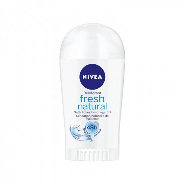 Nivea Deodorant stick, Femei, 40 ml, Fresh Natural 0