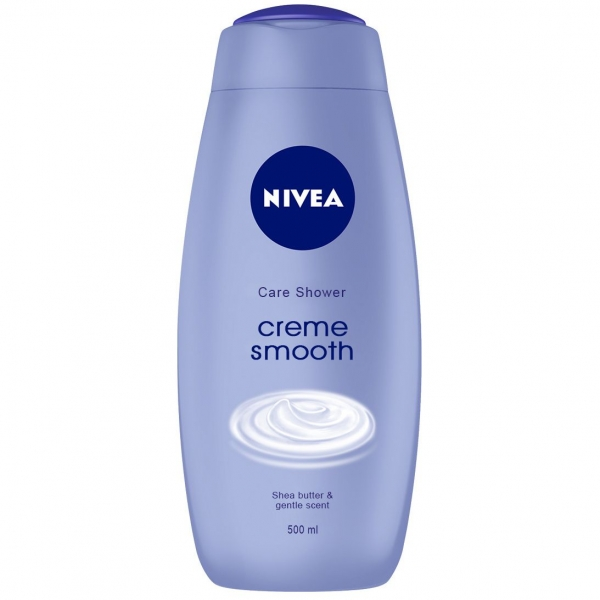 Nivea Gel de dus, 500 ml, Creme Smooth 0