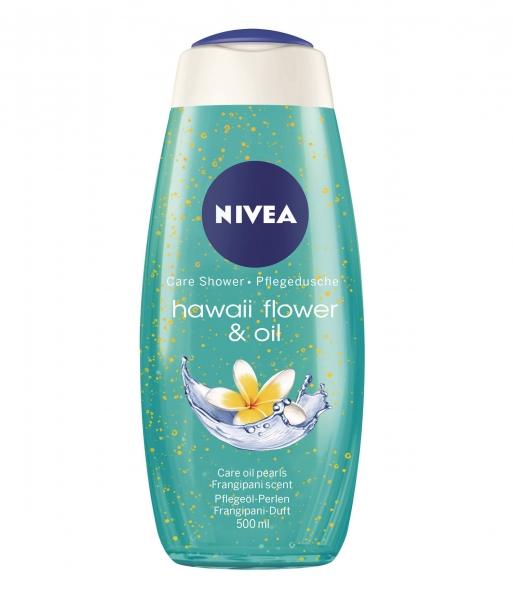 Nivea Gel de dus, 500 ml, Hawaii Flower and Oil 0