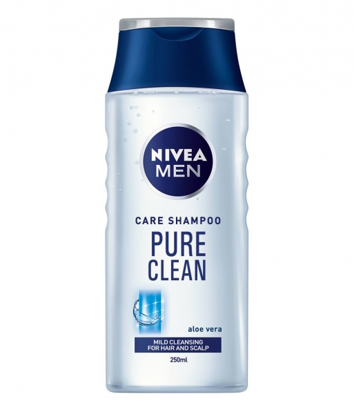Nivea Sampon, Barbati, 250 ml, Pure Clean 0