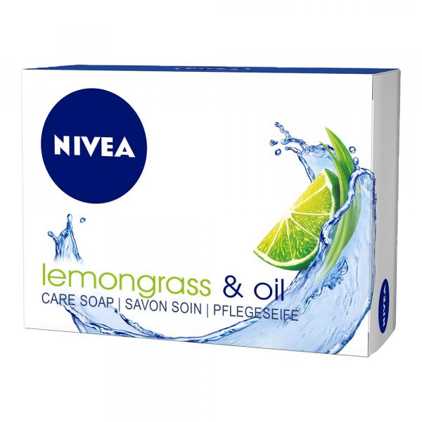 Nivea Sapun, 100 g, Lemongrass & Oil 0