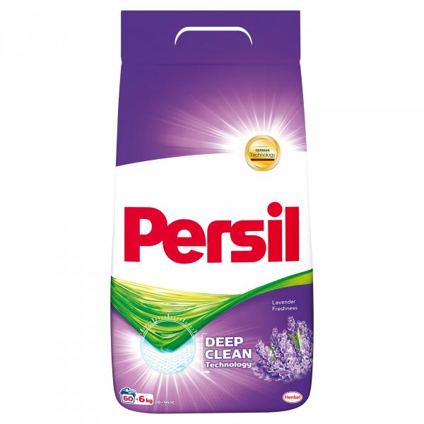 Persil Detergent automat, 6 kg, 60 spalari, Lavanda 0