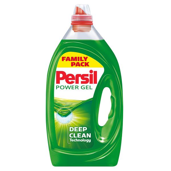 Persil Detergent lichid, 5L, 100 spalari, Power Gel 0